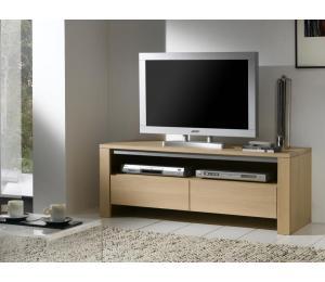 Y Meuble TV 1 tiroir 1 niche  L120 H45 P45 cm