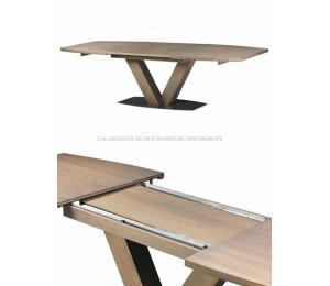 Table OXALIDE avec allonges