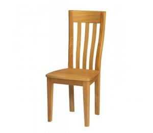 Chaise 1130. Hauteur 102 cm. Assise bois.