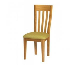 Chaise 1130. Hauteur 102 cm. Assise garnie.