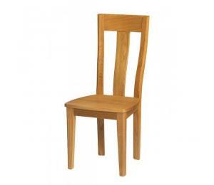 Chaise 1120. Hauteur 102 cm. Assise bois.
