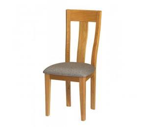 Chaise 1120. Hauteur 102 cm. Assise garnie.