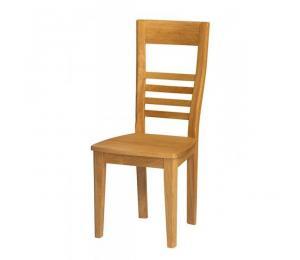 Chaise 1110. Hauteur 102 cm. Assise bois.