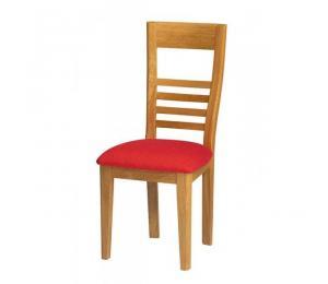 Chaise 1110. Hauteur 102 cm. Assise garnie.