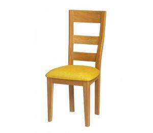 Chaise 1100. Hauteur 102 cm. Assise garnie.