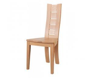 Chaise 1450. Hauteur 101.5 cm. Assise bois.