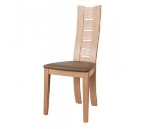 Chaise 1450. Hauteur 101.5 cm. Assise garnie.