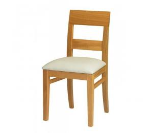 Chaise 1310. Hauteur 89.5 cm. Assise garnie.