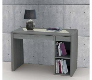 C Bureau 2 tiroirs L115 H77 P55cm