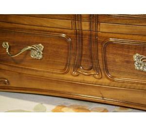 Détails commode Art Nouveau
