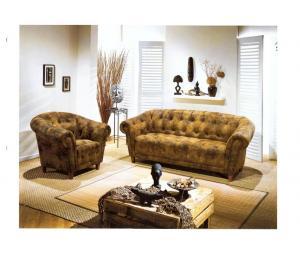Canapé et fauteuil GLASGOW