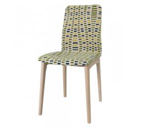 Chaise IRIS pieds rond