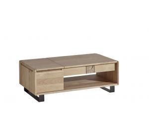E Table basse dinette L120 H43 P67cm