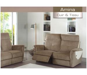 Canapé AMINA