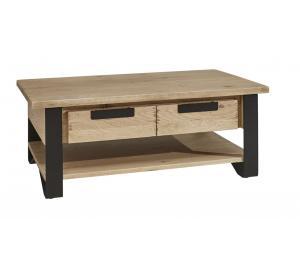 Table basse dinette L105 H42 P63cm