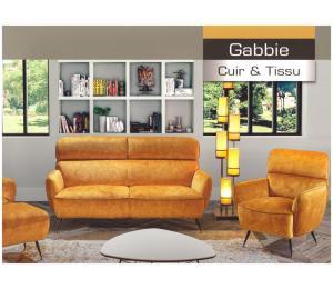 Canapé et Fauteuil GABBIE